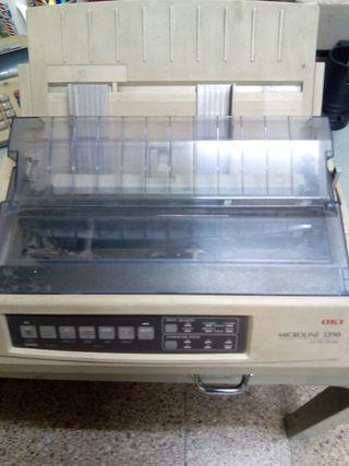 Impresora Oki
