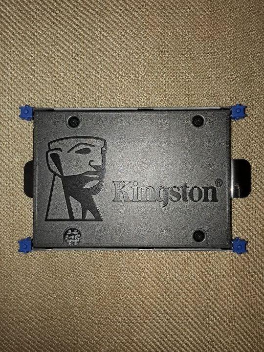 Disco duro SSD 120 gb, marca Kingston (nuevo)