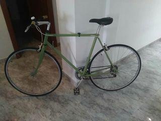 bicicleta marchas vintage