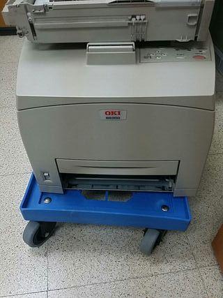 impresora Oki B6300