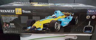 Renault F1 Team Radio Control Nikko.
