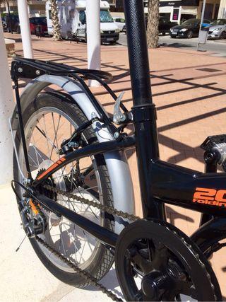 """Bicicleta plegable F Park 20"""""""
