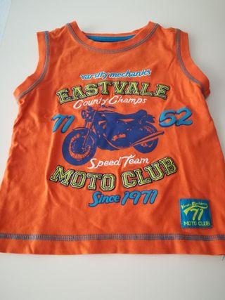 7bc42a367 Camisetas de tirantes niño de segunda mano en la provincia de ...