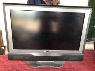 """Televison LCD TECO no enciende 32"""""""