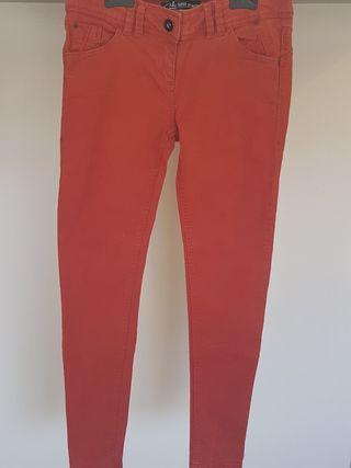 Pantalón / Color Teja / 36