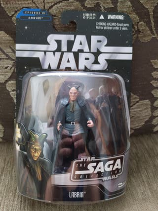 Star Wars Saga Collection Labria Cantina Mos