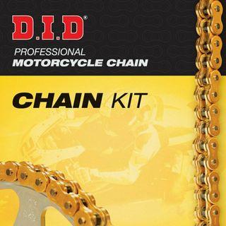 D.I.D Honda CBR 1000 RR Fireblade Cadena Kit
