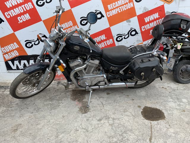 Despiece Recambio Suzuki Intruder 800 1991