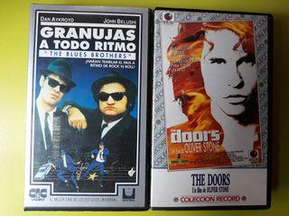 VHS granujas a todo ritmo, the doors