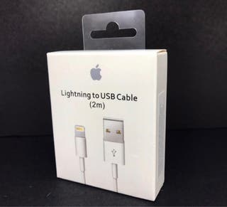 Usb 2M Apple Cargador Original Precintado