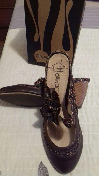 4381875fa7 Zapatos Mimao de segunda mano en la provincia de Madrid en WALLAPOP