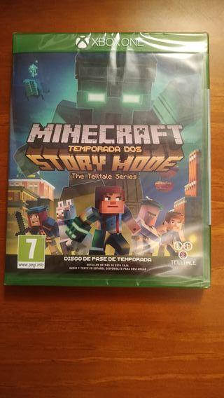 NUEVO Minecraft Story Mode Temporada 2 Xbox One