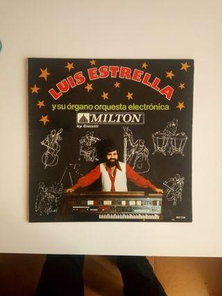 LUIS ESTRELLA y su organo orquesta electronica