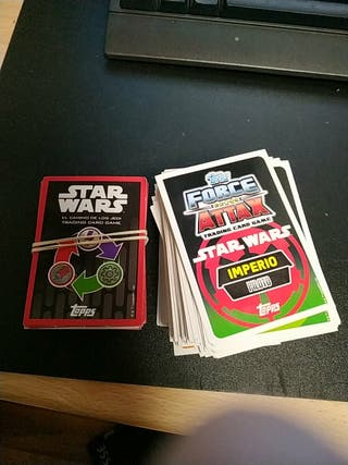 cromos star wars carrefour