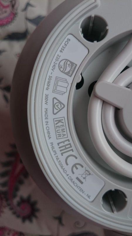 Calienta Biberones Avent SCF356