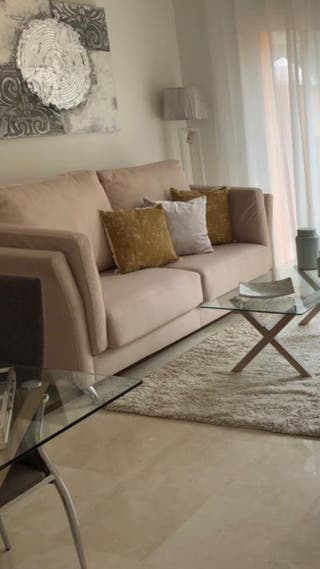 3 Seater sofa Estepona marina