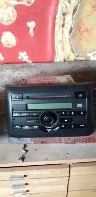 radio cd de fiat stilo