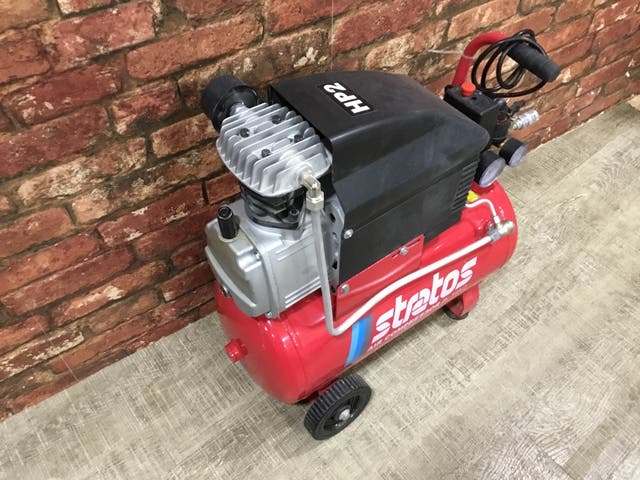 Compresor de aire Stratos HP2 24L
