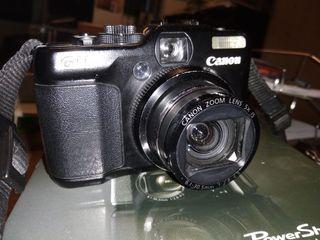 Cámara digital Canon G11