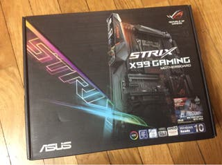 Placa base ASUS Strix X99 Gaming