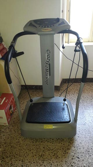 plataforma vibratoria gimnasio