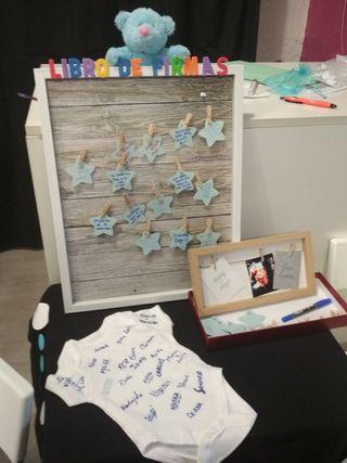 Espacio para celebraciones Baby Shower