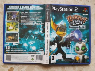 Ratchet & Clank 2 Totalmente a Tope PS2