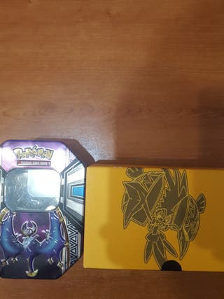Pack Coleccion Cartas Pokemon Sol y Luna