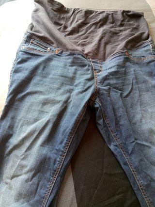 f224be4aa Pantalones Premama de segunda mano en la provincia de León en WALLAPOP