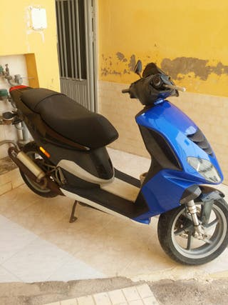 scooter piago NRG49