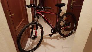 bicicleta. kross nueva