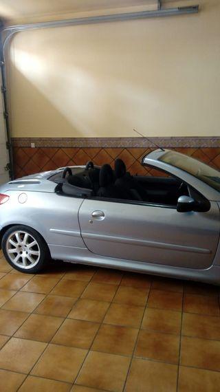 Peugeot 206 cabrío 2003