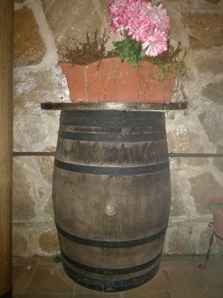 barrica tonel