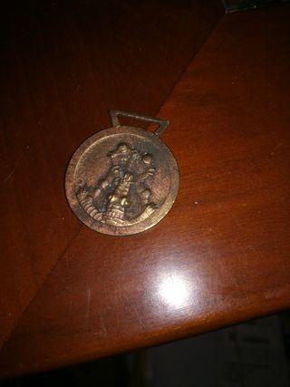 segunda guerra Mundial medalla italogermana África