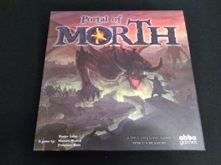 Portal of Morth - Sin destroquelar + Enfundado