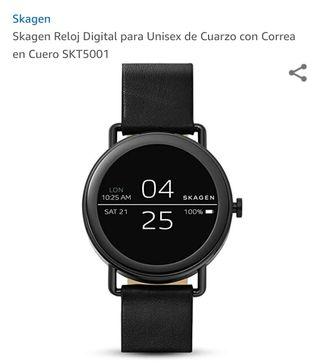 Skagen Reloj Digital para Unisex de Cuarzo