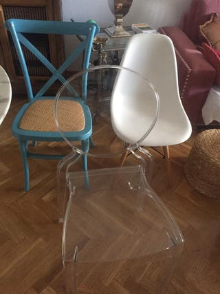 Pack de 3 sillas