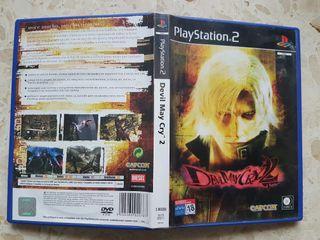 Devil May Cry 3 Edicion Especial PS2