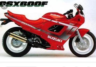 SUZUKI GSX 600CC