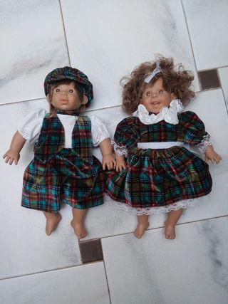 Muñecas de los años 80