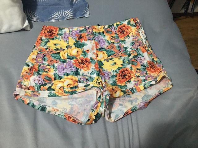 Pantalón corto original
