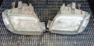 Faros de Renault Clio