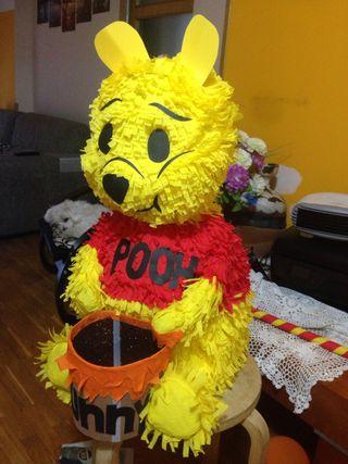 Piñata de winy de pooh