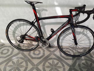 bicicleta de carbono BH g5