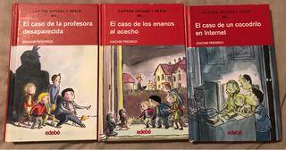 Libros 4 amigos y medio