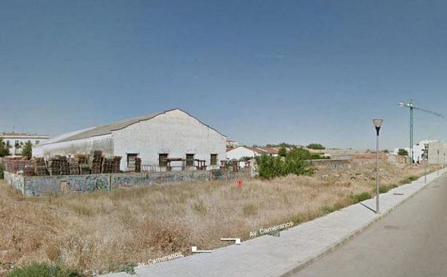 Parcela en venta en Zafra