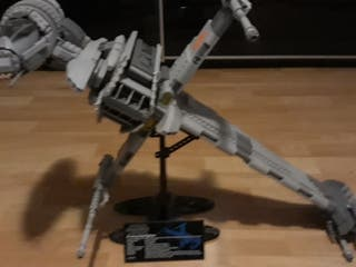 Lego Star Wars 10227 B-Wing Starfighter MONTADO