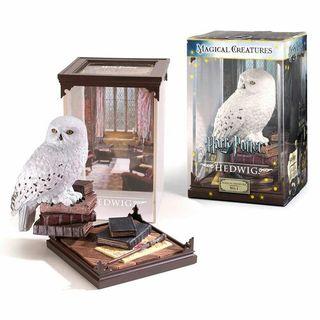 Figura Hedwig. Harry Potter