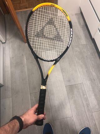 Raqueta de tenis sport stars