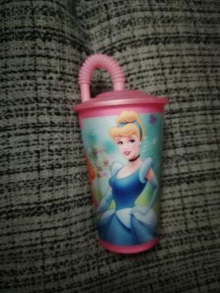 Vaso de princesas